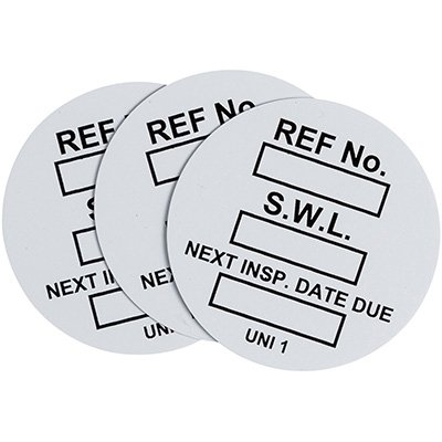 Universal Tag Safe Work Inserts