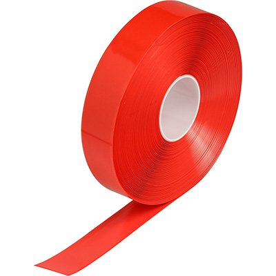 ToughStripe Thick Red Floor Marking Tape