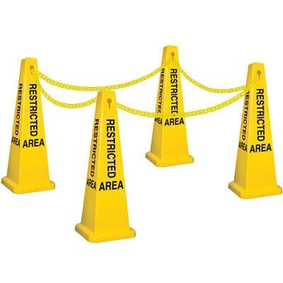 Safety Cone Kit-Restrict 25Inches