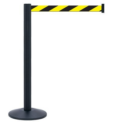 Beltrac® 3000 Series Retractable Colored Belt Stanchions