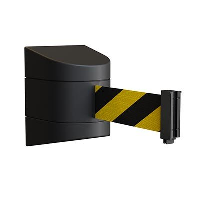ABS Fixed Wall Mounted Retractable Belt Barriers