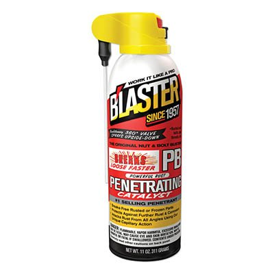 PB B'LASTER Penetrating Catalyst with ProStraw™