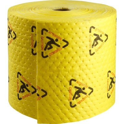 BrightSorb® High-Visibility Safety Absorbent Rolls