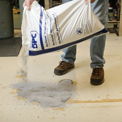 Re-Form Loose Granular Absorbent