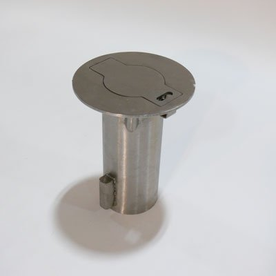 Removable Bollards - Steel with Sleeve
