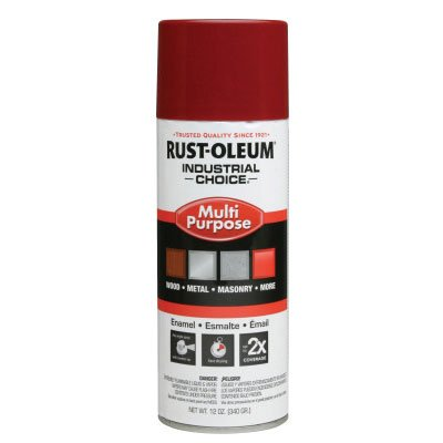 Rust-Oleum® Industrial Choice 1600 Enamel Spray