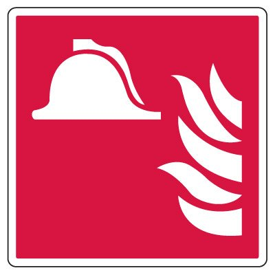 Fire Point Symbol Sign