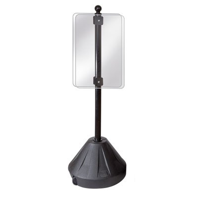 Tip 'N Roll® Portable Pole 2 Sign Post