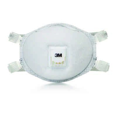3M™ 8514 N95 Particulate Respirator with Nuisance Level Organic Vapor Relief 70070843886