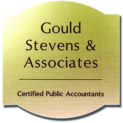 Custom Shaped Engraved Signs - Studio Style