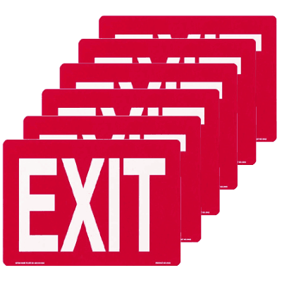 Exit Sign Value Packs