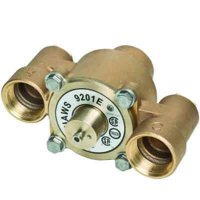 Haws® Emergency Thermostatic Mixing Valves 9201E