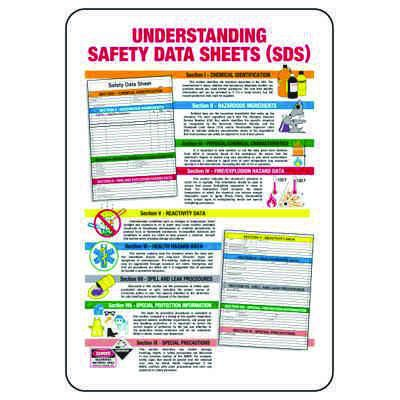 Understanding Safety Data Sheets - Industrial Hazmat Sign