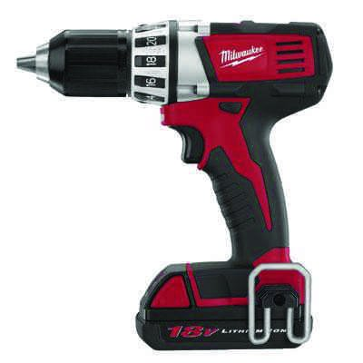 Milwaukee® Electric Tools - 18V™ Cordless Compact Drivers 2606-22CT
