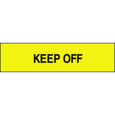 Setonsign® Value Packs - Keep Off