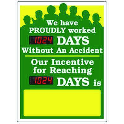 Stock Scoreboards - Incentive For Reaching