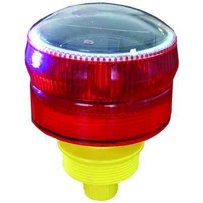 360° Red LED Airport Barricade Light