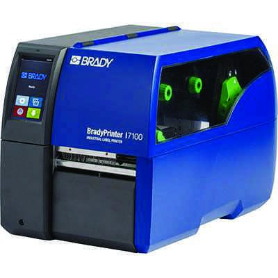 BradyPrinter i7100 600dpi Label Printer
