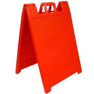 A-Frame Sign Stands For Small Signs