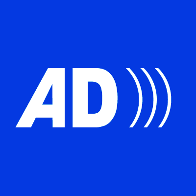 Audio Description Symbol Signs - ADA