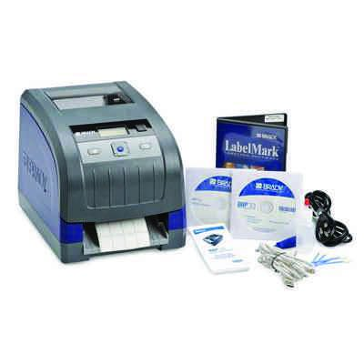 Brady BBP33 Printer with Auto Cutter and LabelMark Software