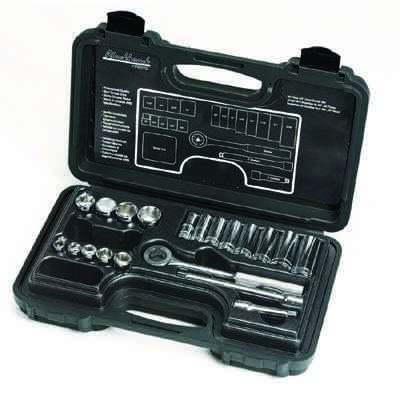 Blackhawk™ - 20-Piece Deep & Standard Socket Sets 3820-S