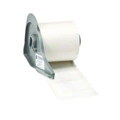 Brady M71-78-499 BMP71 Label - White
