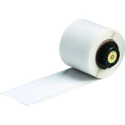 Brady PTL-34-498 BMP71 Label - White