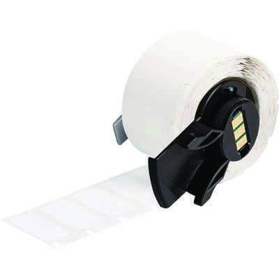 Brady PTL-17-483 BMP71 Label - White
