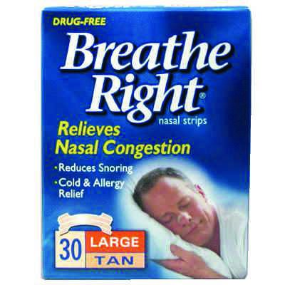 Breathe Right® Nasal Strips 101591