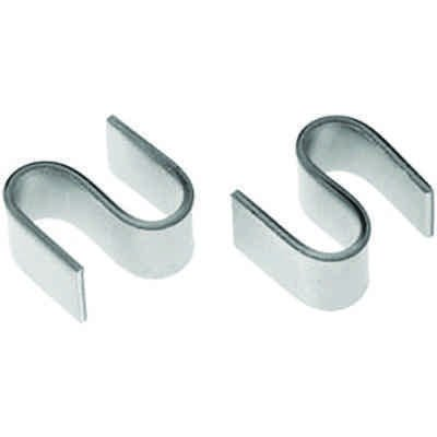 Quantum Chrome Wire Shelving S-Hooks S-HOOK