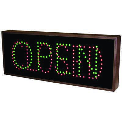 Direct View Signs - Open/Closed