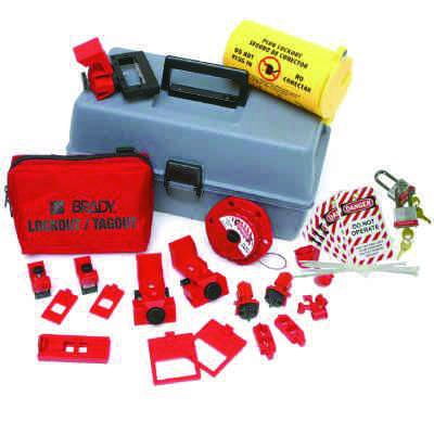 Electrical Lockout Toolbox