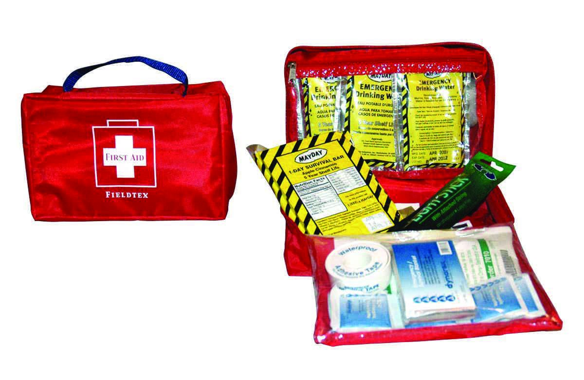 Fieldtex Carry-All First Aid Kit 911-92701-11200