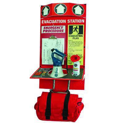 Deluxe Fire Evacuation Stations