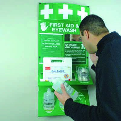 First Aid/Eyewash Stations and Supplies