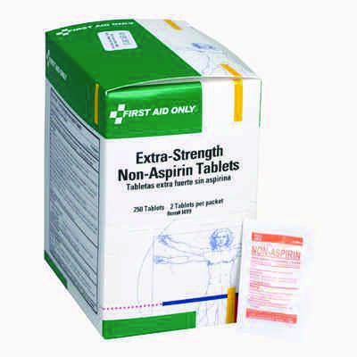 First Aid Only® Extra-Strength Non-Aspirin Tablets