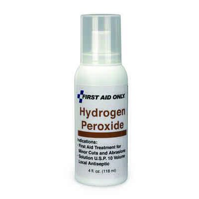 First Aid Only® Hydrogen Peroxide Pump Spray