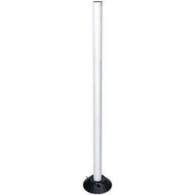 Flexible Surface-Mount Stanchions