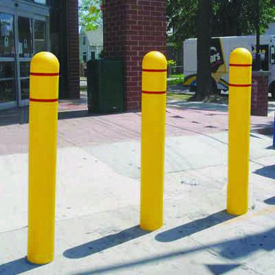 Heavy Duty Reflective Bollard Sleeves