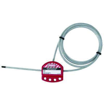 Master Lock Master Lock® Cable Lockout - Adjustable S806