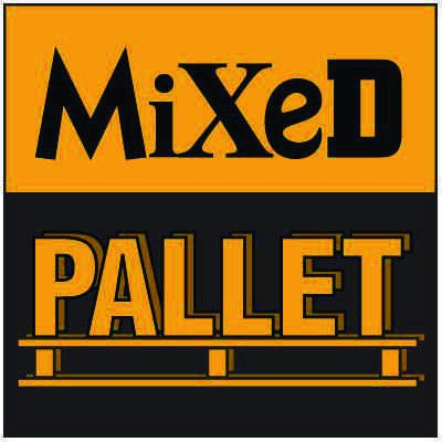 Mixed Pallet Package Handling Label