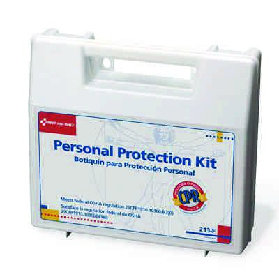 First Aid Only Personal Protection Kit 213-F