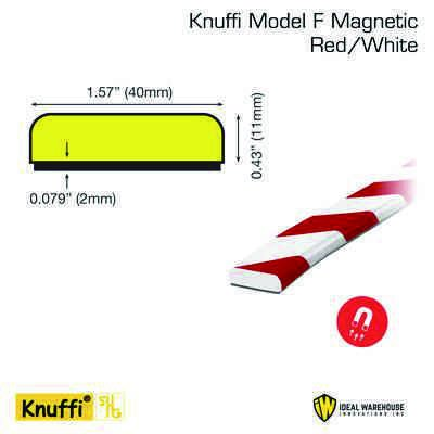 Knuffi® Magnetic Curved Surface Bumper Guards