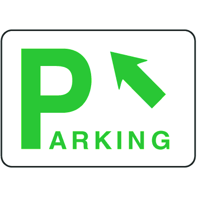 Regulation Parking Signs - Parking