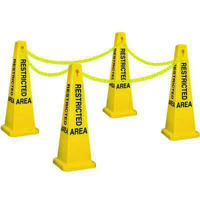 Safety Cone Kit-Restricted