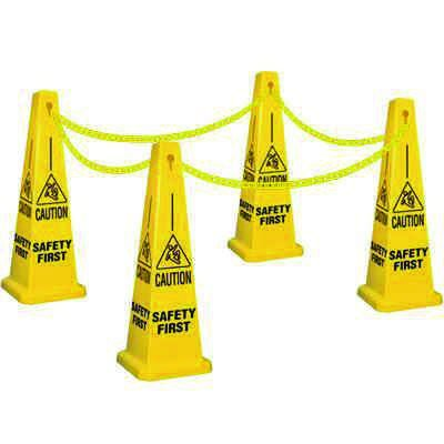 Safety Cone Kit-Safety 1St/35Inches