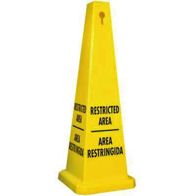 Safety Cone-Restricted