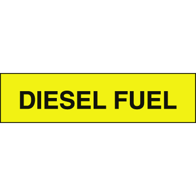 Setonsign® Value Packs - Diesel Fuel