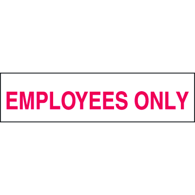 Setonsign® Value Packs - Employees Only